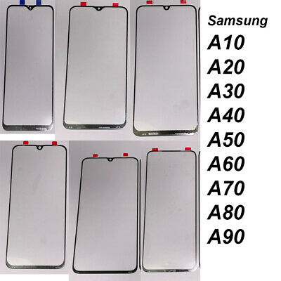 Outer Glass Touch Screen For Samsung Galaxy A10 A20 A30 A40 A50 A60 A70 A80 A90