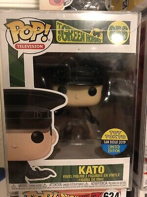 Funko POP! Television 856 The Green Hornet Kato SDCC 2019 Toy Tokyo Exclusive!