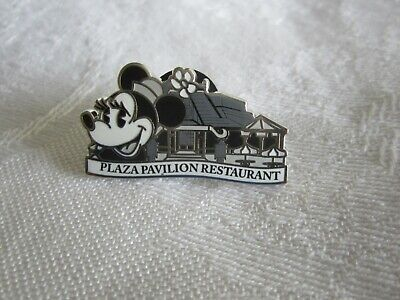 D23  Expo 2019 Tiny Kingdom Mystery Pin Plaza Pavilion Restaurant Minnie Mouse