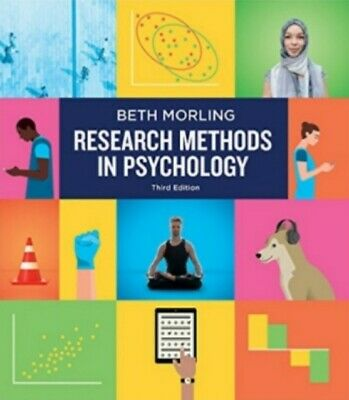 Research Methods in Psychology by Beth Morling (PDF version) 3rd third edition