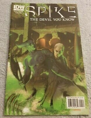 Spike Comic Book #6 IDW 2011 NEAR MINT UNREAD Buffy
