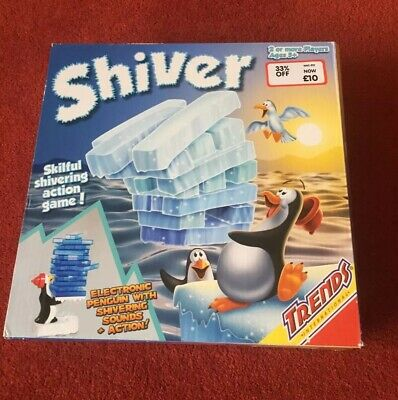Shiver Family Traditional Game Ages 5+