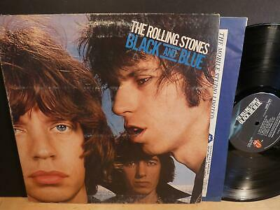 The Rolling Stones: Black and Blue (VG- 1st US LCOC-79104 STERLING/Monarch LP)