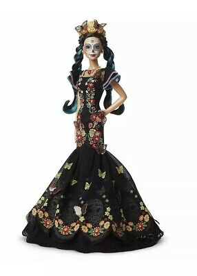 Barbie Dia De Los Muertos Day of The Dead Doll Mattel Confirmed Pre Order SOLD O