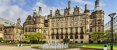 Traditional Afternoon Tea for Two The Leopold Hotel Sheffield