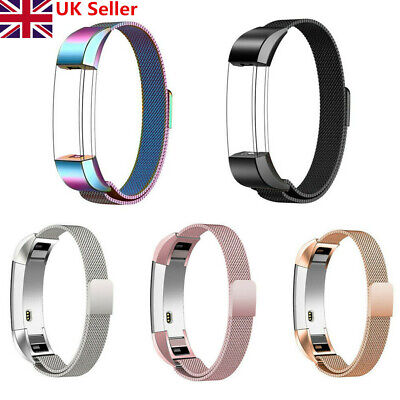 """For Fitbit Alta Alta HR Gar Milanese Watch Strap Band Loop Replacement 6.3-10"""""""
