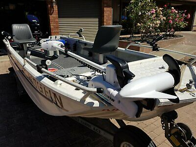 Stacer Pro-line 430 Alloy Fishing Boat
