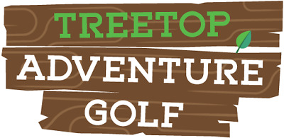 4 gift cards for Treetop Adventure Golf Printworks Manchester worth £38