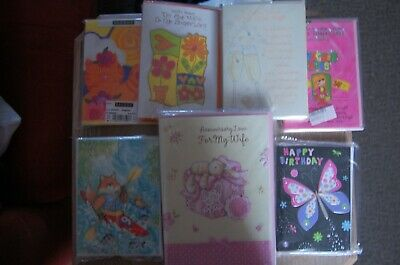 Job Lot Bankrupt Printers Greetings Cards 50 Cases (1000 Dozen) Mixed Cards