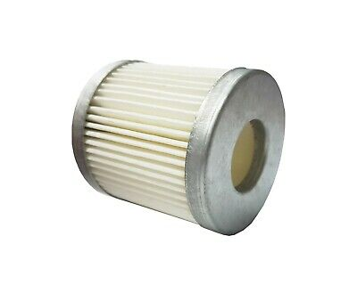 Replacement Filter Paper 10 micron for Universal Aluminium Racing Fuel Filter