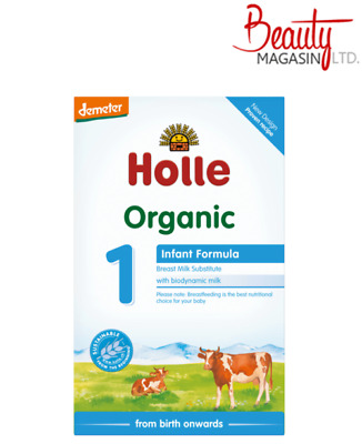 Holle Organic Infant Milk Formula 1 - from birth (stage 1) 14.1 oz (400 g)