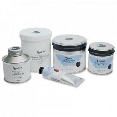 Cranfield Caligo Safe Wash Etching Inks. Shipping Included
