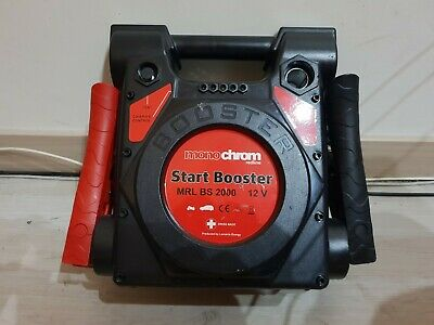 MONOCHROM Start Booster MRL BS 2000 12V 18Ah *TBE*
