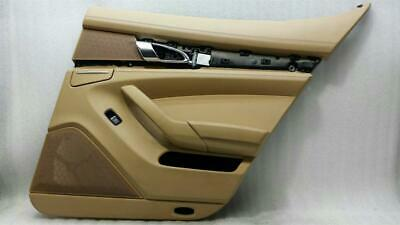 PORSCHE Panamera 970 Door card Rear 970555914018ED Türverkleidung Hinten ROLLO