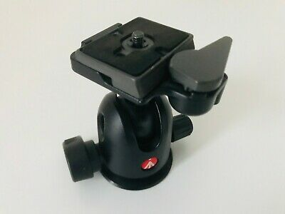 Manfrotto 496RC2 Tripod Ball Head with quick release plate