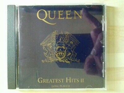 queen cd - greatest hits II - ( 1991 ) - long play cd -
