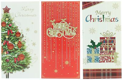 2906 Christmas Money Wallet /& Envelope Pack of 4 Tallon Arctic Luxe