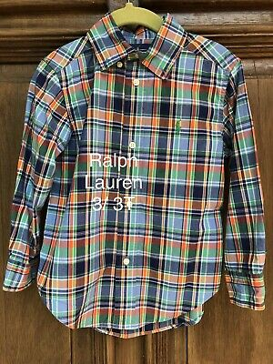 Little boys LOT Ralph Lauren Polo Janie and Jack 3T 4T 4 5 VGUC
