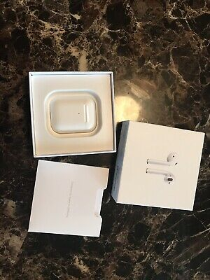 Apple AirPods 2nd Generation with Wireless Charging Case - White (MRXJ2AM/A)