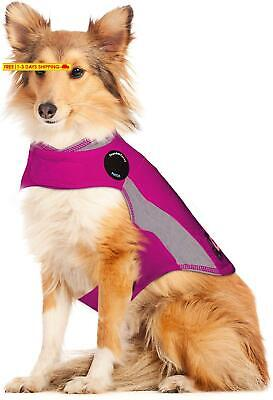 Thundershirt Polo Dog Anxiety Jacket | Vet Recommended Calming Solution Vest For