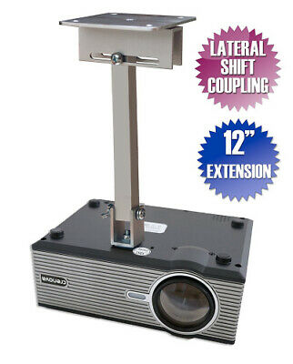 Projector Ceiling Mount for Crenova BL88 XPE460 XPE470. PCMD, LLC.