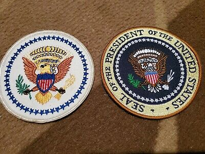 2  Vintage variations of the SEAL OF THE PRESIDENT OF THE UNITED STATES OF AMERI