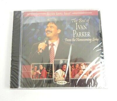 The Best of Ivan Parker by Ivan Parker CD 2007, Gaither Music Group