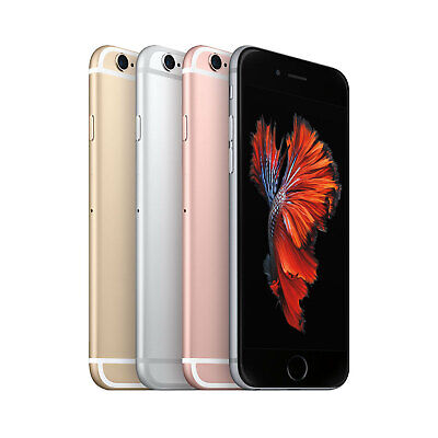 APPLE iPHONE 6S 64GB /128GB 100% GENUINE & UNLOCKED (AUS STOCK)