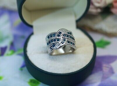 Antique Jewellery Ring Vintage Art Deco Jewelry Size N
