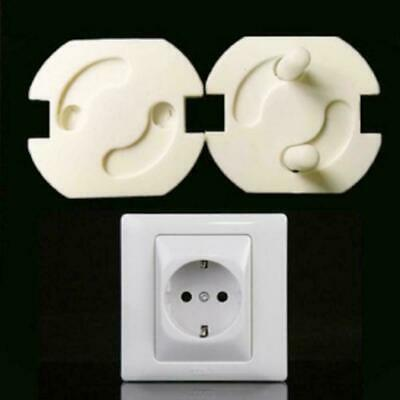 Safety Socket Cover Child Proof Electrical Outlet Socket Cover EU Plastic P S4N1