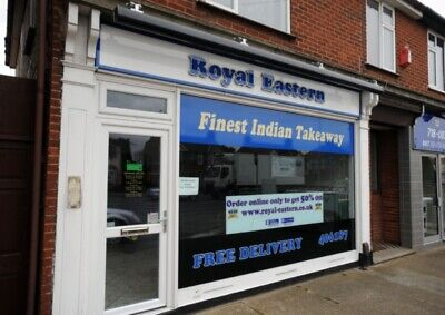 Takeaway Lease business for sale With Flat Upstairs