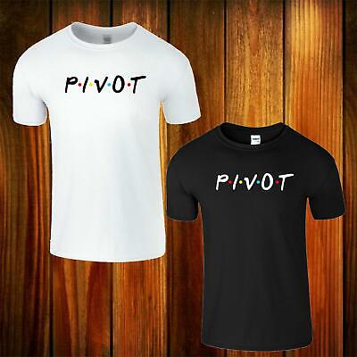 Pivot Mens Tshirt Central Perk Cool Tv Show  You Got A Friend IN Me Tee Top