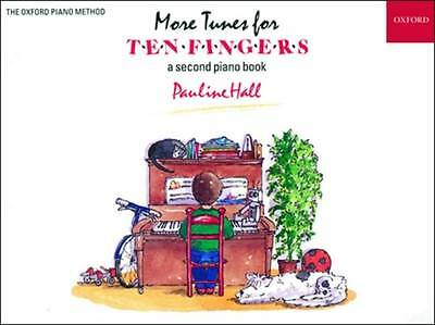 More Tunes for Ten 10 Fingers by Pauline Hall  Good Condition