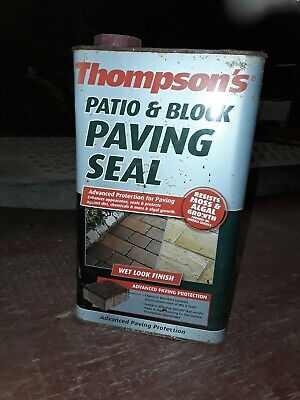 Patio  And Paving Seal Thompsons