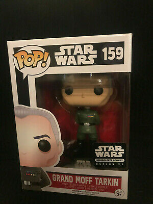 Funko Pop Star Wars #158 Darth Vader Bespin Smugglers Bounty Exclusive