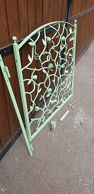 """Bespoke Garden gate 36"""" high, galvanised and coated, made to measure QUOTE Only"""