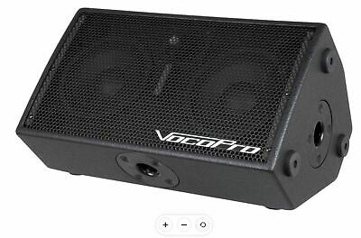 VOCOPRO STAGE-MAN BASIC 200W Powered Wedge Monitor