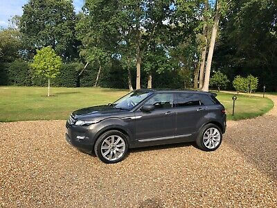 Range Rover Evoque Pure 2.2 fully loaded