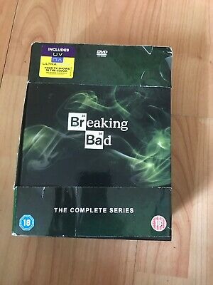 Breaking Bad Box Set The Complete Series