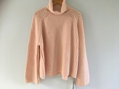 Pure Cashmere Ladies Luxury 10 ply Chunky Sweater