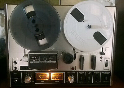 Akai 4000DS MKII - Reel to Reel Tape Recorder
