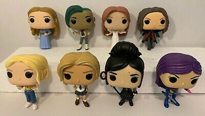 Funko POP Lot Of 8 Loose Pops