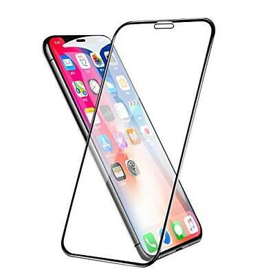For iPhone 11 Pro Max 6.5 XS MAX 9D Full Cover Tempered Glass Screen Protector