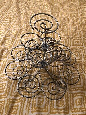 Wire Cake Stand 3 Tier Baking 13 Cakes