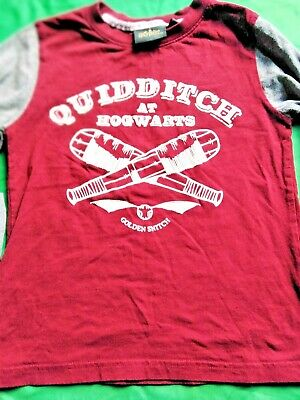 HARRY POTTER 'Quidditch'  Dog Shirt - WATERPROOF, Personalised Free