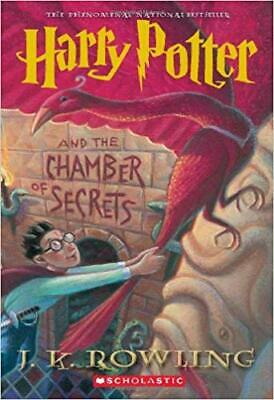 Harry Potter and the Chamber of Secrets (Harry Potter #2)  (ePub, PDF)