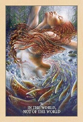 """Sacred Rebels Oracle cards, """"Guidance for Living."""" Brand New, FREE Shipping"""