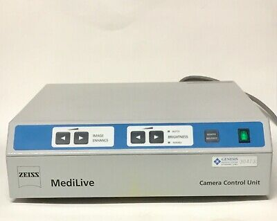 Zeiss MediLive Camera Control Unit for Surgical Microscope With Warranty