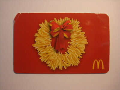 McDonald's Used Collectible Arch Card, NO VALUE
