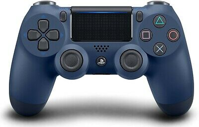 Sony DualShock 4 PS4 Wireless Controller - Midnight Blue BRAND NEW